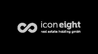Logo icon eight