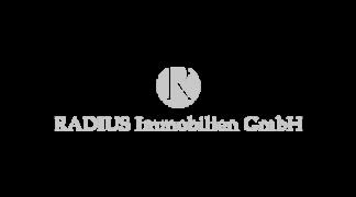 Logo Radius Immobilien